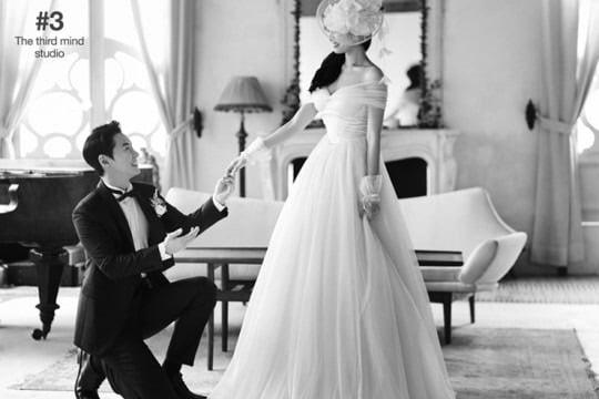 전진 결혼, 미모가 돋보이는 신부는 누구?